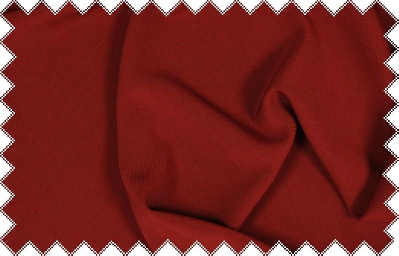 Vínová kalhotovka, oblekovka s elastanem, š.140 cm